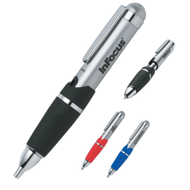 Bettoni Sliding Action Pen w/ Gel Refill